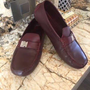 Authentic Louis Vuitton Lombock Loafers